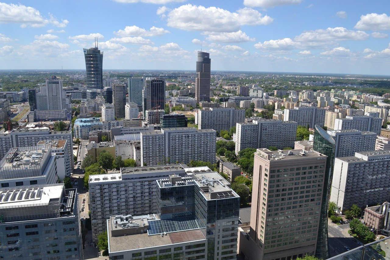 Warszawa pogrzeby